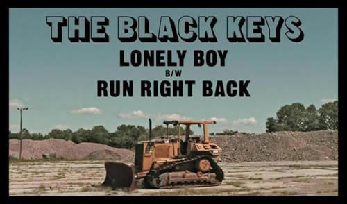 Listen to The Black Keys: Run Right Back